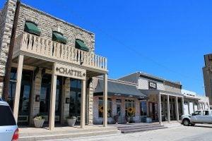 Aledo Texas Downtown