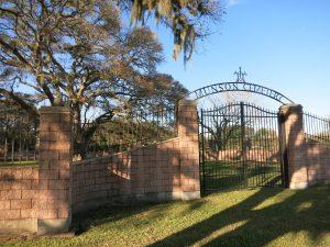 Bailey's Prairie Munson Cemetery