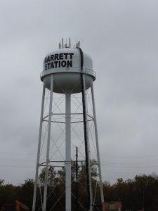 Barrett Water Tower