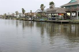 Picture of houses on the water front