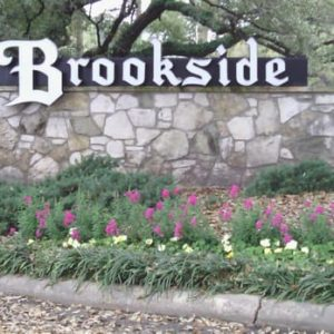 Picture of Brookside Texas Stone wall