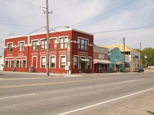 Picture of Crosby Texas Town Square