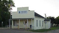 Picture of Damon Texas Post Office