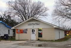Post Office in Devers Texas