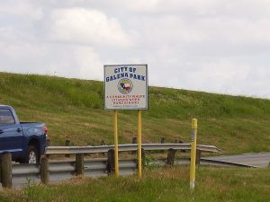 Picture of Galena Park Texas Welcome sign