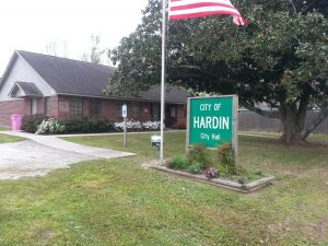 Picture of Hardin City Hall
