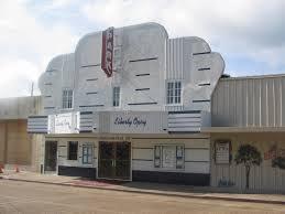 Liberty Texas Movie Theatre