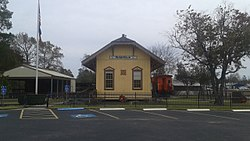 Picture of Magnolia Train Depot