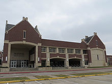 Picture of Manvel Highschool