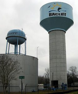 Picture of New Bacliff Water Tower