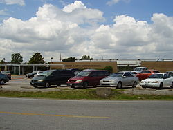 Picture of Odom Elementary School in Aldine Texas