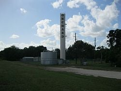 Picture of Orchard Water Tower