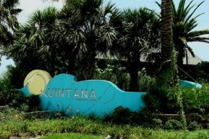 Picture of Quintana Texas Stone sign