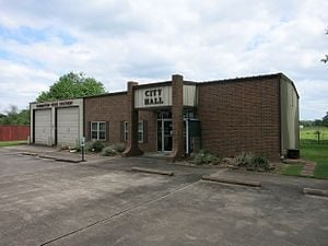 Picture of Simonton Texas City hall
