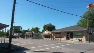 Picture of Sweeny Texas Downtown
