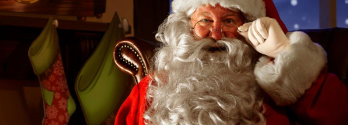 Santa's Stops Across Chicagoland