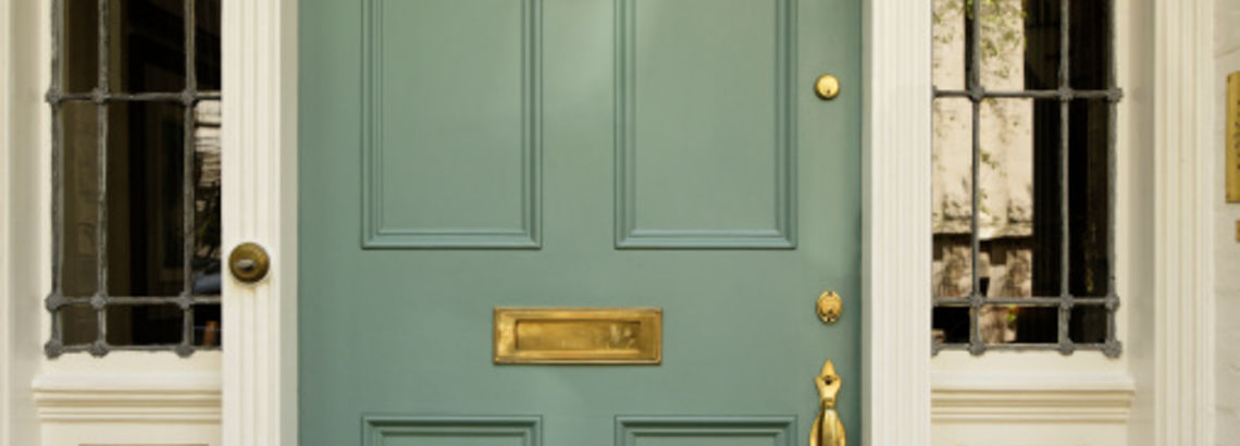 Spruce Up Your Front Door