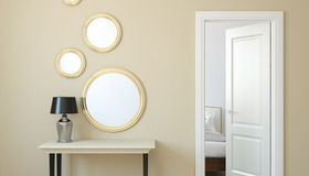 Makeover Your Home with Mirrors