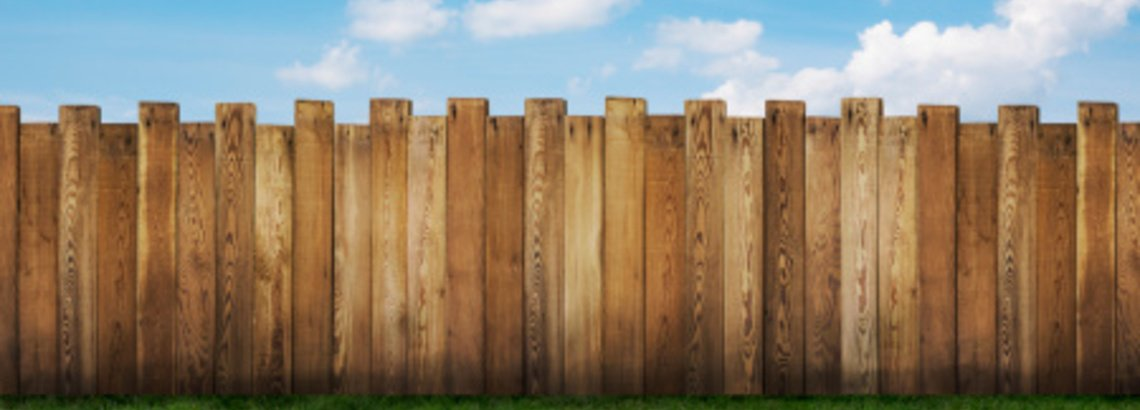 Touch Up Your Fence