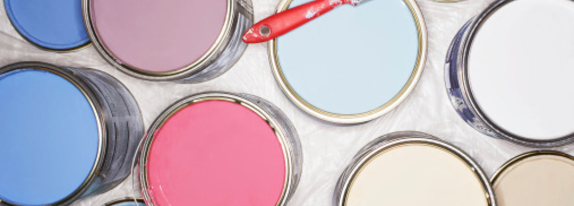Give Your Home a Touch Up Paint Job