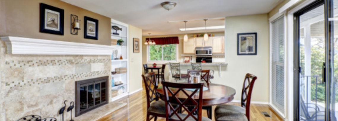 Create a Dual Purpose Dining Space