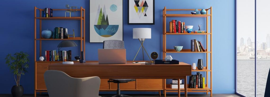 Admirable 5 Creative Ways To Add A Home Office Bairdwarner Com Download Free Architecture Designs Embacsunscenecom