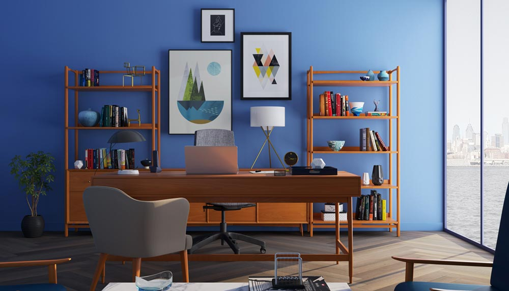 5 Creative Ways to Add a Home Office