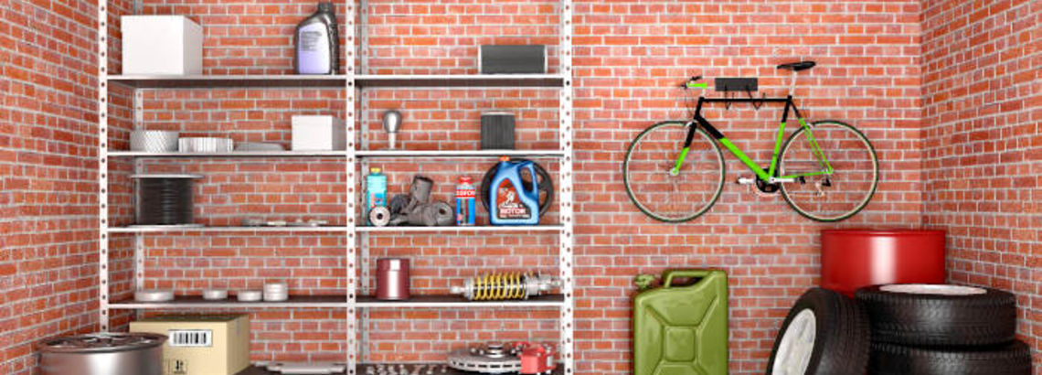 How to Get Your Garage Organized (And Keep It That Way)