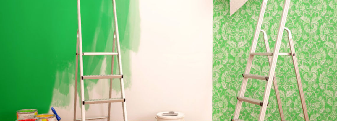 Wallpaper Vs. Paint: Finding What Works In Your Chicagoland Home