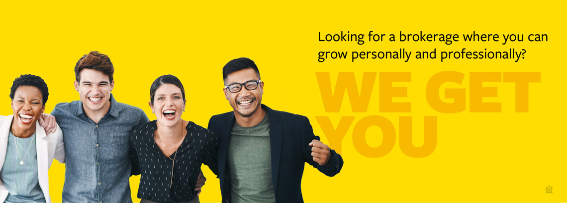 Join A Brokerage Where You Can Grow Personally And Professionally