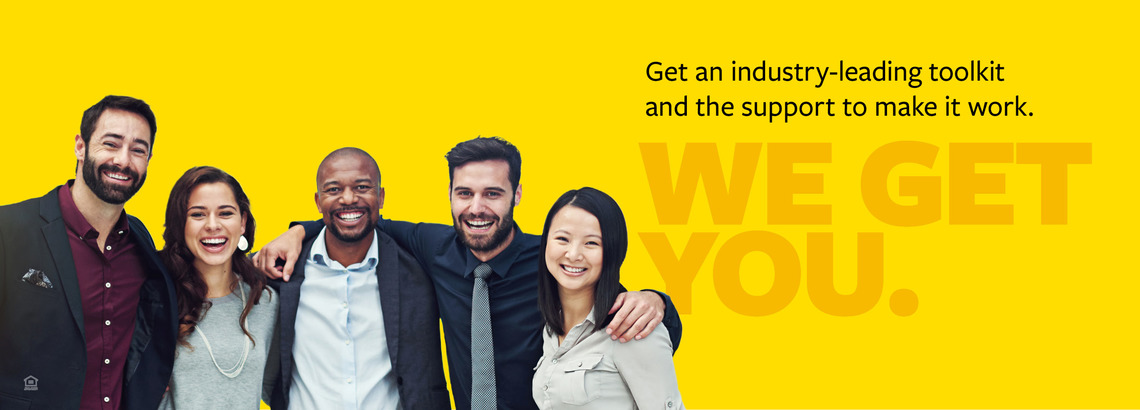 Get Our Industry-Leading Toolkit And The Support To Make It Work
