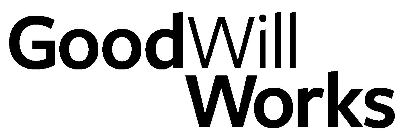 Goodwill Works logo