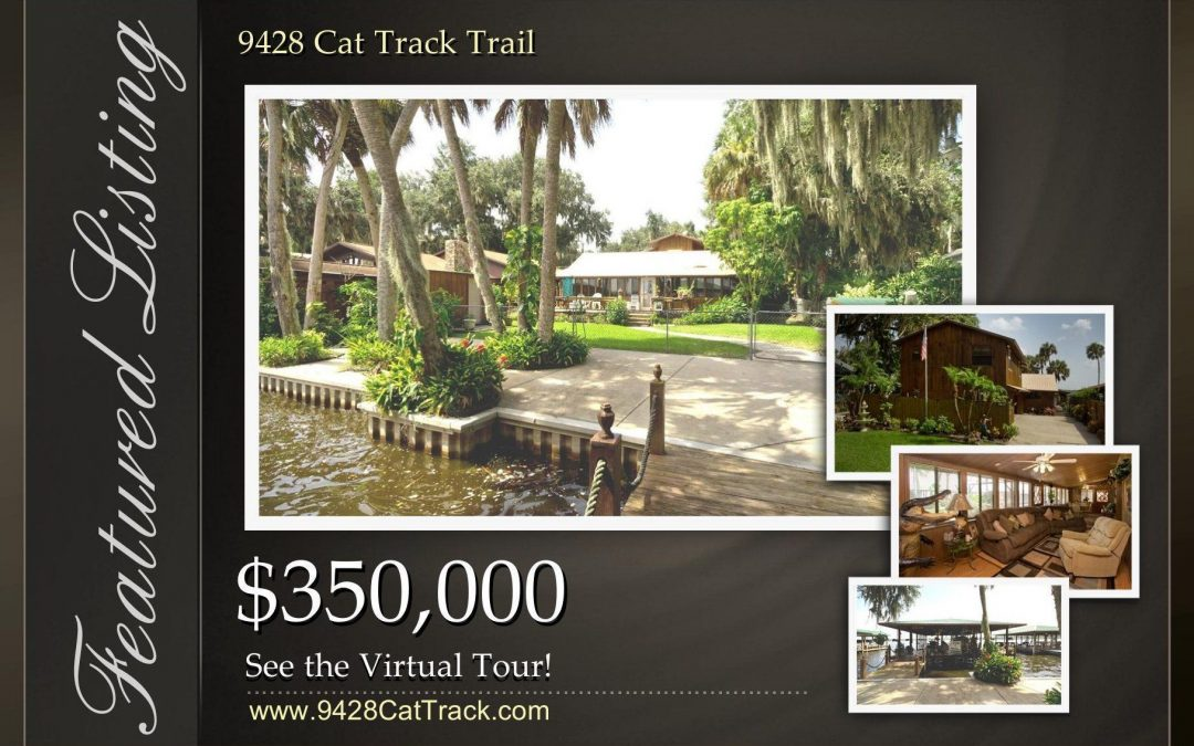 New Home for Sale on Lake Walk-In-Water