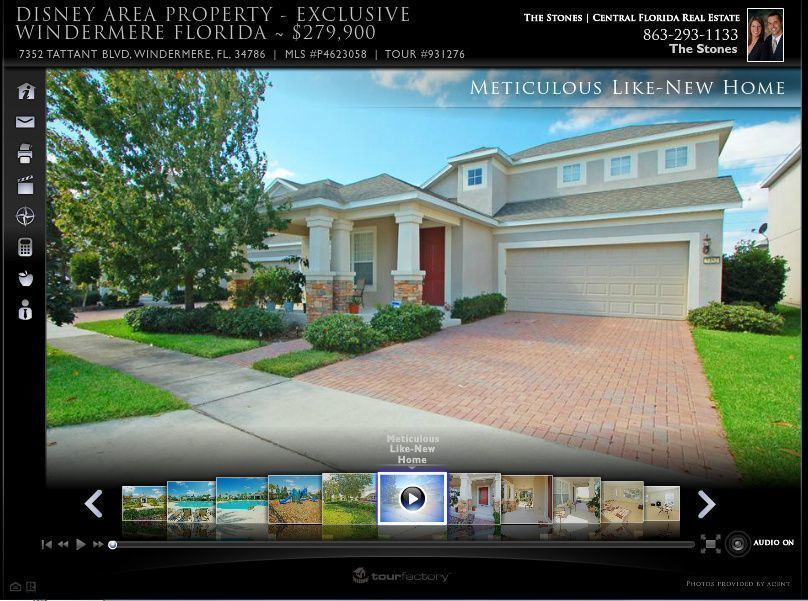 Homes for Sale Near Disney – Windermere Homes