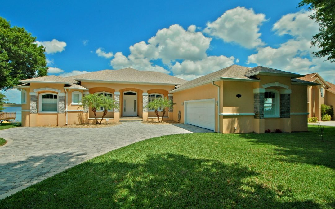 New Auburndale Lakefront Home for Sale by The Stones