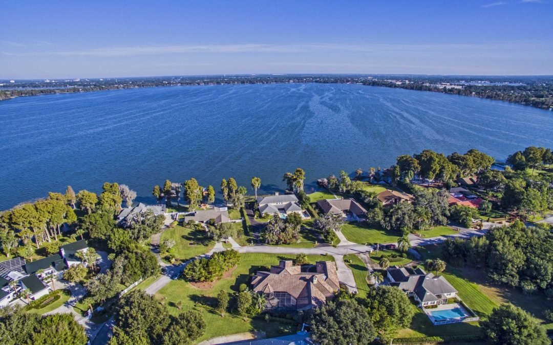Homes for Sale on Lake Eloise