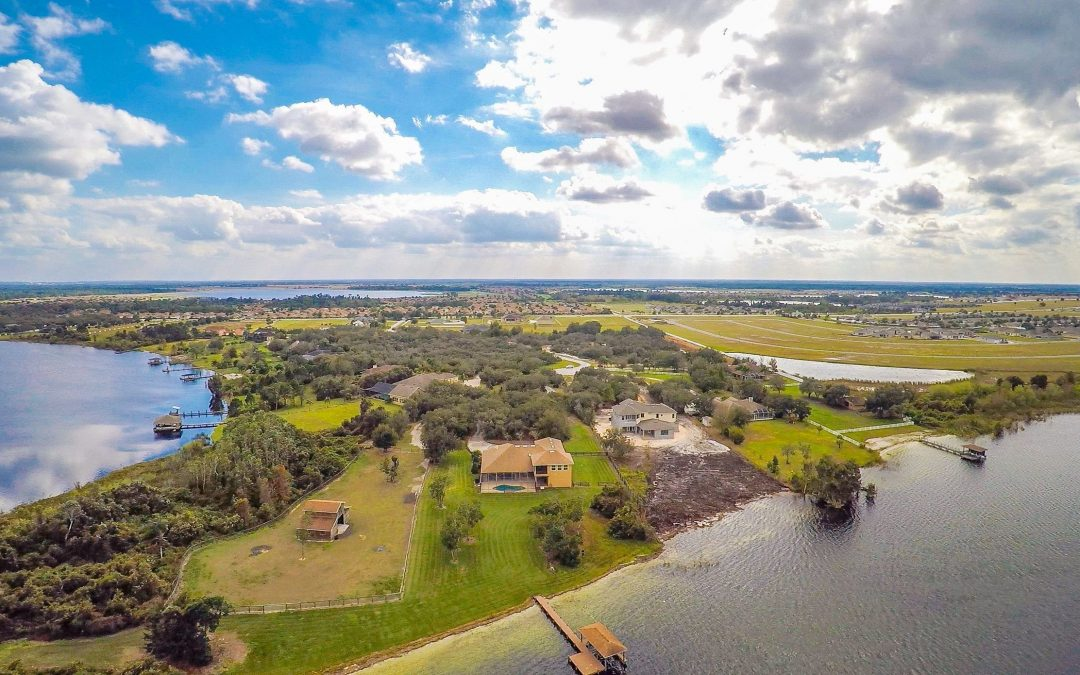 Drone Real Estate Marketing for Winter Haven Florida