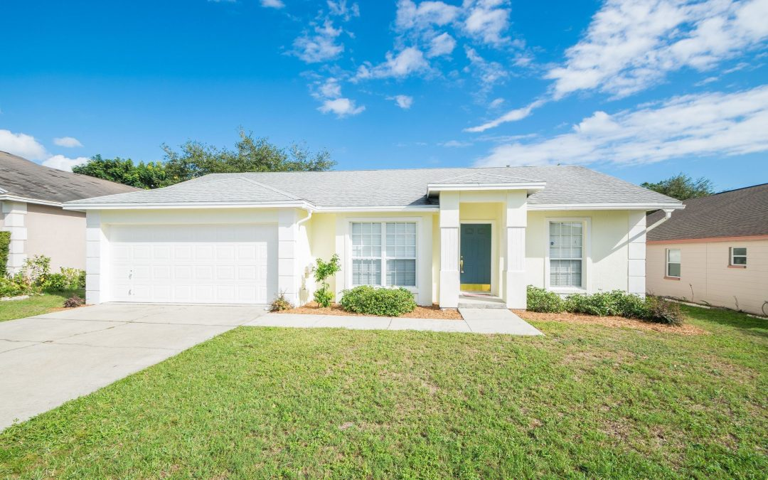 JUST LISTED – 53 SAINT KITTS CIRCLE – WINTER HAVEN, FL