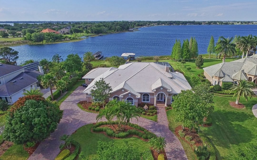 Just Listed for Sale – Winter Haven Chain of Lakes Estate Home