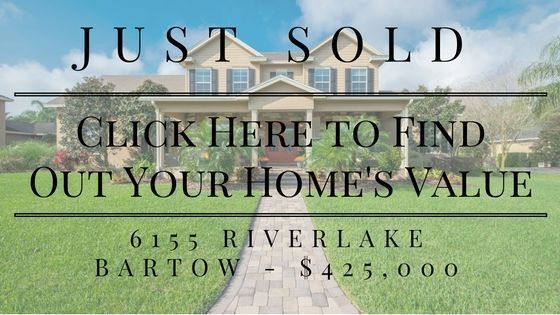 Sold Home in Bartow Florida