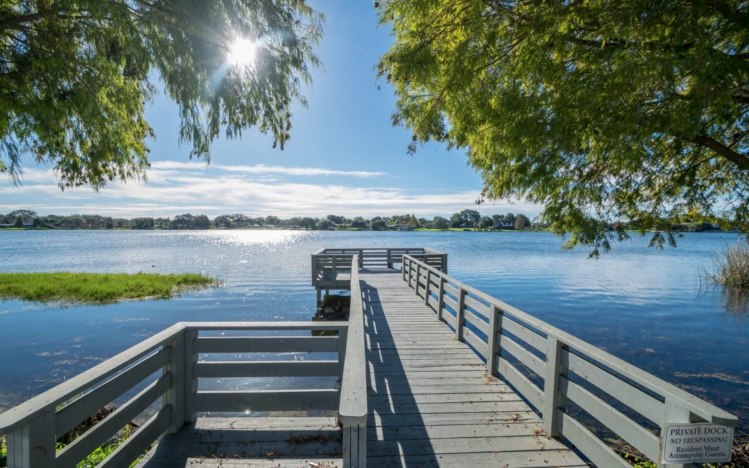 JUST LISTED: Winter Haven Chain of Lakes Condo