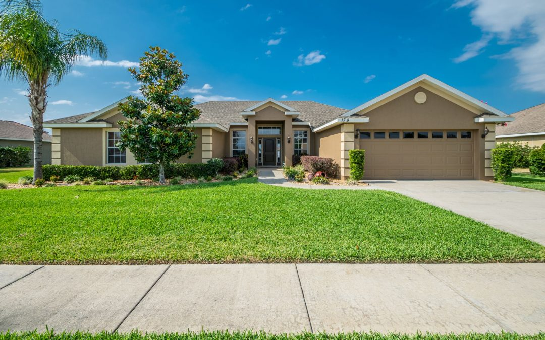 JUST LISTED: 179 Mandolin Drive – Winter Haven – $249,900