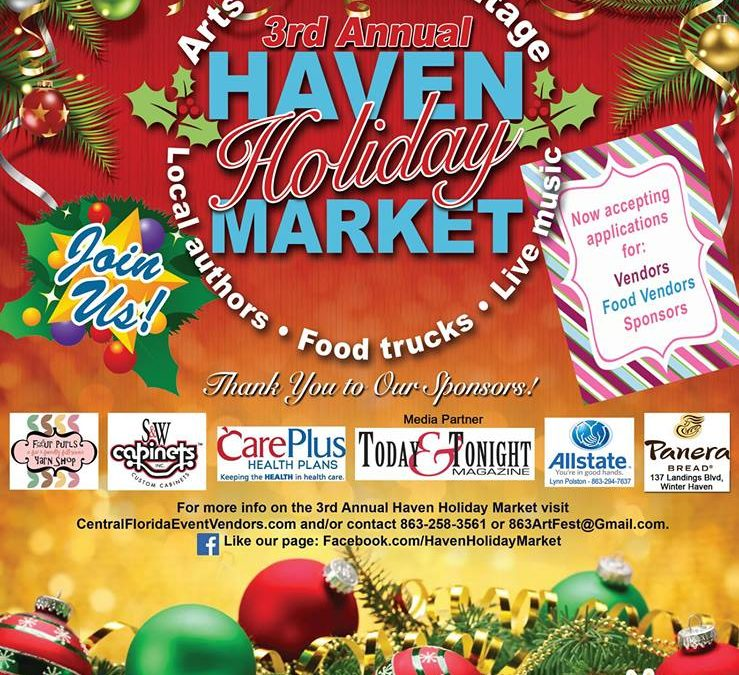 Winter Haven Holiday Market 2017