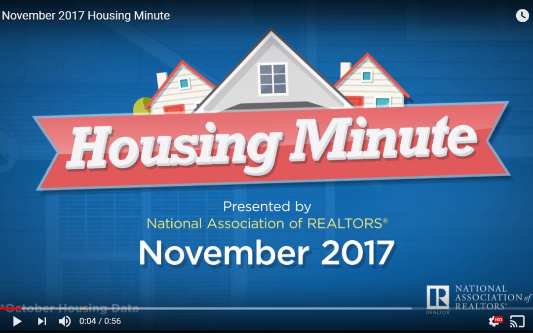 Housing Minute November 2017