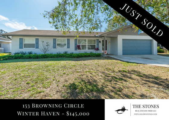 Winter Haven Real Estate News – Just Sold Home in Garden Grove
