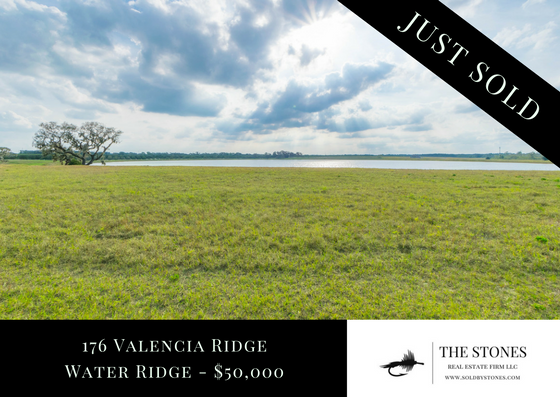 Just Sold in Water Ridge
