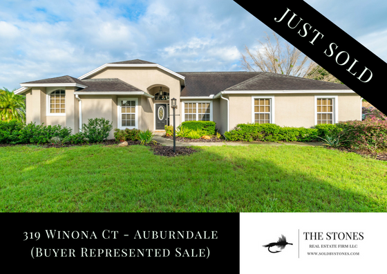 JUST SOLD: 319 Winona Ct, Auburndale, FL 33823