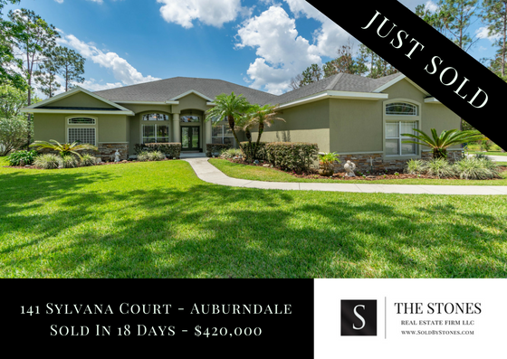 JUST SOLD: 141 Sylvana Court in Auburndale Florida