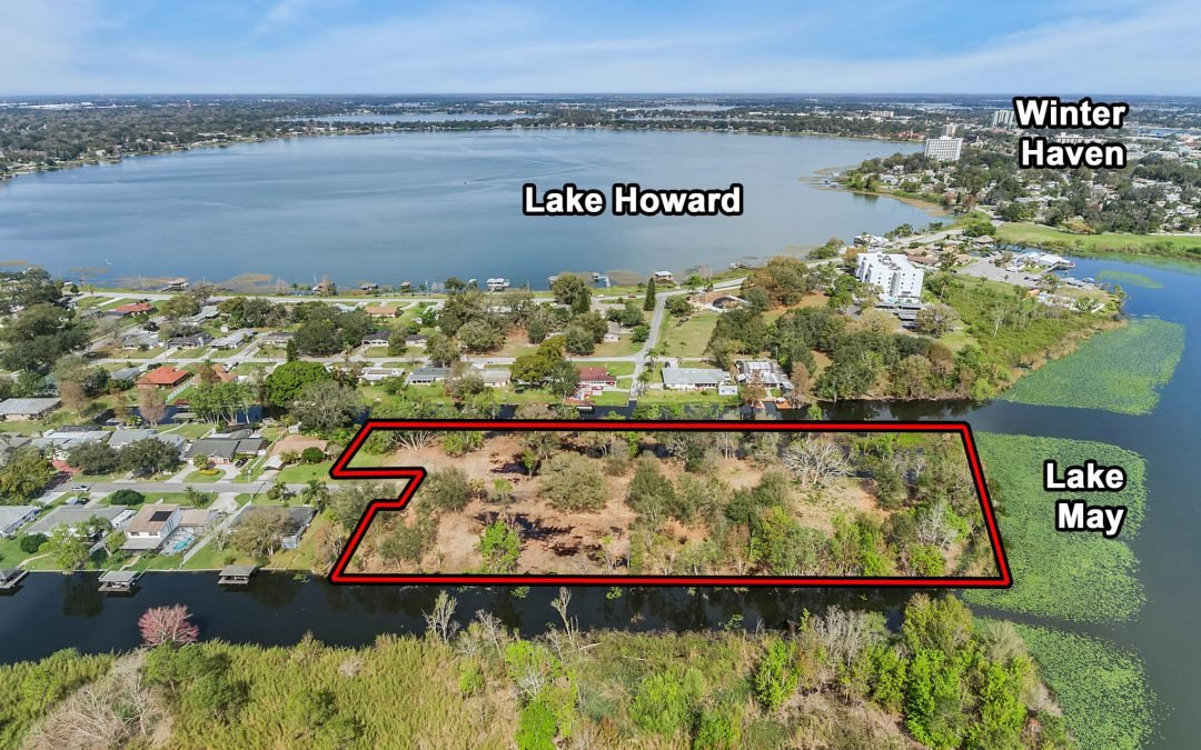 Land for Sale on the Winter Haven Chain of Lakes