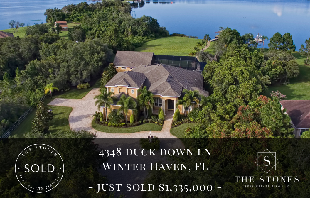 JUST SOLD: 4348 Duck Down Lane, Winter Haven, FL